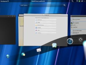 About LunaCE - WebOS-Ports